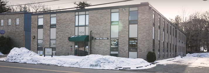 Chiropractic Norwood MA Office Building